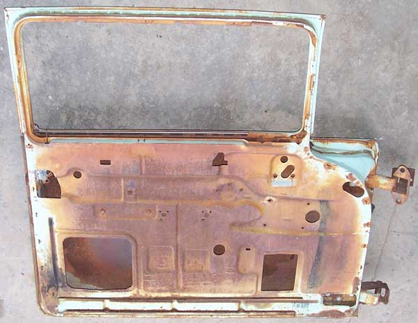 Ctc Auto Ranch Used Parts Sheet Metal