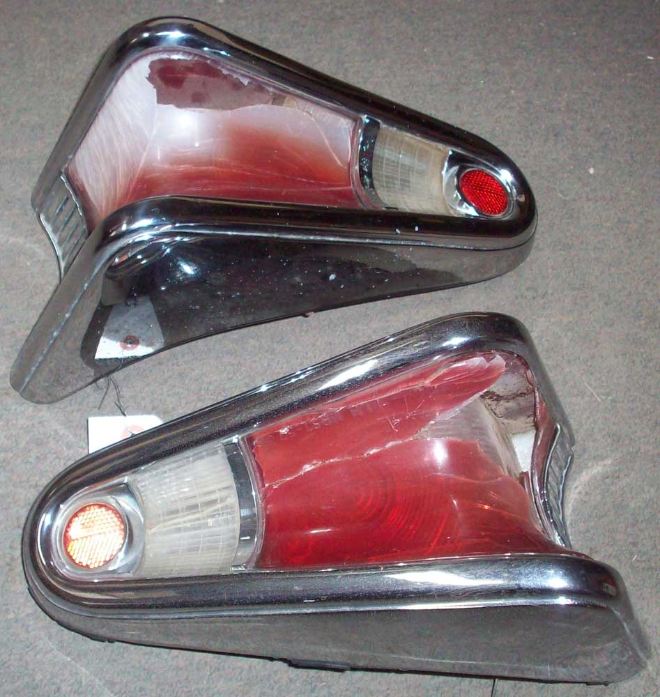 Ctc Auto Ranch Ford Tail Light Assemblies 1950 Mercury Lights Picture 1 2